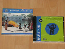 RAJASTHAN KOHINOOR LANGA GROUP - MUSIC FROM THE DESERT NOMADS - NEU + OVP