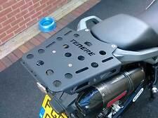 Yamaha Ténéré xt660z-Negro en Rack Trasero - 5007b