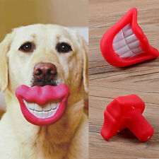 Pet Dog Giggle Treat Training Activity Puppy Chew Sound Squeaker Squeaky Toys