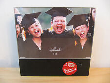 "NEW Hallmark ""Pomp and Circumstance"" Musical 4x6 Graduation Photo Frame"