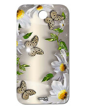 CUSTODIA COVER CASE  DORATO PER HTC DESIRE 310