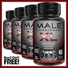 MALE ENHANCEMENT HERBAL ENLARGER PILLS BIGGER HARDER LONGER THICKER GIRTH SIZE