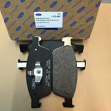GENUINE FORD FOCUS ST 2012 ONWARDS FRONT BRAKE PADS (1775091)