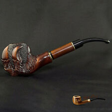 "HAND CARVED, EXCLUSIVE COLLECTIBLE REAL SMOKING  PIPE  "" Dragon Claw """