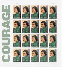 ROSA PARKS STAMP SHEET -- USA #4742 FOREVER 2013 COURAGE