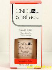 CND Shellac Gel Polish UV/LED Gel Color Base Top Coat /Choose Any Color PART B*