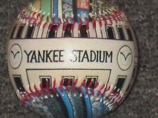 Yankee Stadium New York Yankees Fotoball Baseball
