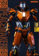 Hot Toys - 1/6 Scale Iron Man Peacemaker Mark 36 Exclusive MISB