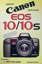 EOS 10/10s Complete User's Guide | Hovo Press | New | 176p |