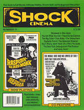 Shock Cinema #11 Steve Puchalski They Call Her One Eye Morey Amsterdam