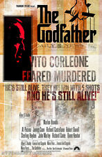 "The Godfather - Movie Poster (24""x36"") - Free S/H"