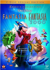 Fantasia Anthology (DVD, 2010, 2-Disc Set, Special Edition)