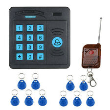 RFID Proximity Door Lock Magnetic Access Control System+ID Cards Remote Control