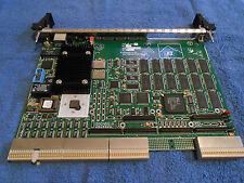SBS ENGINEERING CPCI-K2-450 MHZ CPCI POWERPC 750 CPU MODULE W/DUAL BRIDGE & MEM.