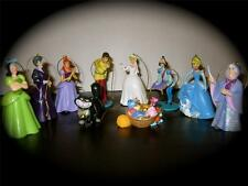 Disney Princess CINDERELLA Deluxe Christmas Ornament Set 10 pc