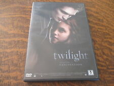 dvd twilight chapitre 1 fascination