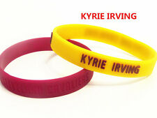 *CLEVELAND CAVALIERS**KYRIE IRVING** BASKETBALL STAR  ID WRIST BANDS BRACELET