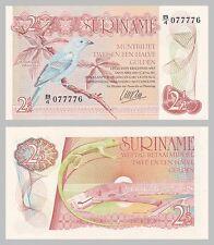 Surinam / Suriname 2 1/2 Gulden 1985 p119a unz.