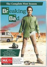 Breaking Bad : Complete Season 1 (DVD, 2009, 3 x Disc Set, region 4) p5