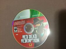 Red Dead Redemption (Microsoft Xbox 360, 2010) DISC ONLY - Tested