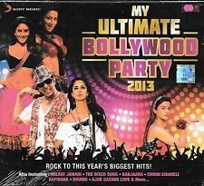 MY ULTIMATE NEW BOLLYWOOD PARTY 2013 (JANNAT 2,HEROINE) - 2CD SET - FREE UK POST