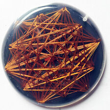 Vector Equilibrium Isometric Matrix Resonator Metayantra Pranic Device, ORGONE