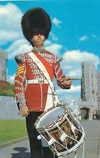 POSTCARD     MILITARY   Coldstream  Guards   Drum  Sergeant