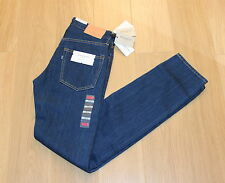 "BNWT LEVIS MADE & CRAFTED NEEDLE NARROW ""RINSE"" JEANS 29W x 34L , Made in USA."