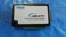 Advantech USB-4711 Portable Data Acquisition Module 100 kS/s 12-bit USB Module