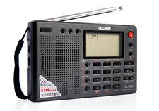 Weltempfänger Digitaler Funkempfänger TECSUN PL-380 Mit ETM PLL World Band Radio
