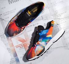 ADIDAS ZX FLUX DECON MEN'S RUNNING SHOES STYLE# B39522 SIZE 12
