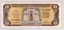Repubblica Dominicana 20 pesos oro  1992    FDS UNC pick 139    lotto 2714