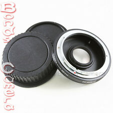 Canon FD Lens to Canon EOS EF mount adapter 60D 650D 700D 5D III 100D optical
