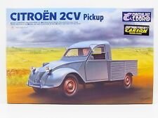LOT 32783 | Ebbro Plastic Kit 25004 CITROEN 2CV Pickup 1:24 Bausatz NEU in OVP