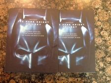 The Dark Knight Trilogy (Blu-ray,2012,5-Disc,Limited Edition) Authentic US