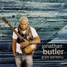 Grace and Mercy by Jonathan Butler (CD, Sep-2012, Rendezvous Music)   FAST SHIP