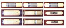 """10"""" filtros de sustitución RO Sistema Ósmosis Inversa De 5 etapas para uso de 1 año"""