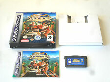 HARRY POTTER : QUIDDITCH WORLD CUP , nintendo game boy advance