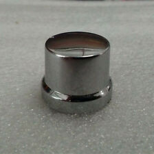 1PC 15×17mm Silver Volume Control Potentiometer Knob Audio
