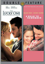 The Lucky One/ A Walk to Remember (DBFE), New DVDs