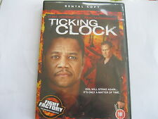TICKING CLOCK (Rental) starring Cuba Gooding Jr.  (N41)  {DVD}