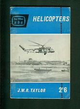 Helicopters John Taylor Hubschrauber Fotos Beschreibungen Daten 1960