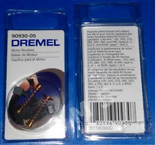 New DREMEL Carbon Motor Brushes Set Pair 90930-05 Brush 100 200 275 285 300 395