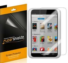3X Supershieldz HD Clear Screen Protector Film For Barnes & Noble Nook HD 7 inch