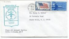 FFC 1968 Inauguration of Jet Air Mail Service AM-8 Lexington Kentucky Detroit US