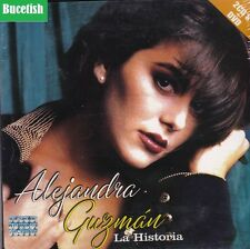 Alejandra Guzman La Historia 2CD+1DVD New Nuevo Sealed