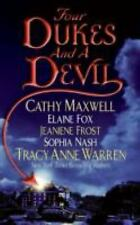 Four Dukes and a Devil Maxwell, Cathy, Warren, Tracy Anne, Frost, Jeaniene, Nas