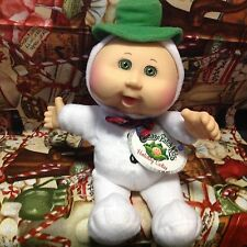 Cabbage Patch Cuties ~ Christmas Snowman with Hat ~ New with Tags