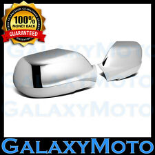 05-10 JEEP GRAND CHEROKEE Triple Chrome plated ABS Mirror Cover - a pair