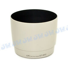JJC Lens Hood Shade for CANON EF 100-400mm F4.5-5.6L IS USM Lens as ET-83C White